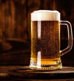 Coquetelaria e cervejas artesanais